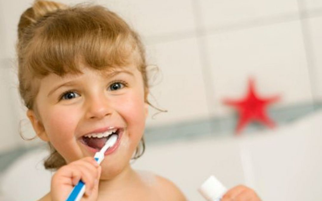 Good oral health habits