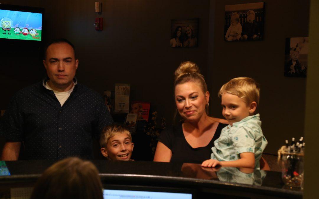 Speakman Family
