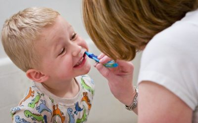 Keeping Your Child's Teeth Healthy During COVID-19