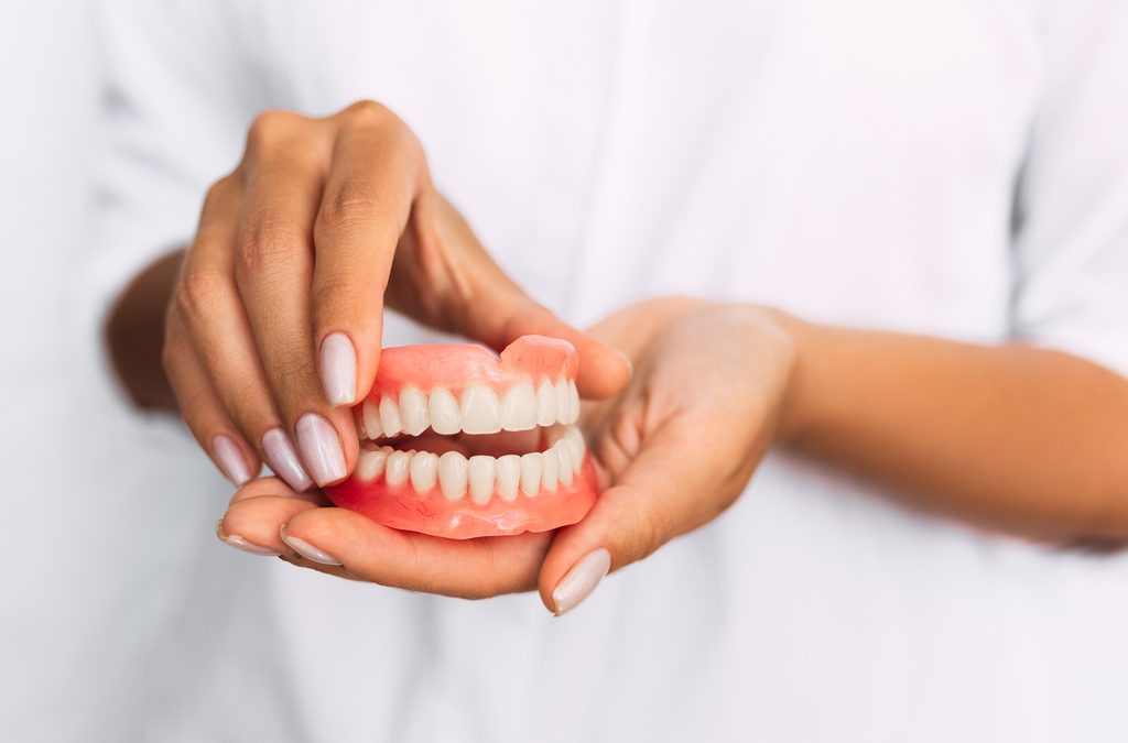 Getting Dentures: What You Should Expect