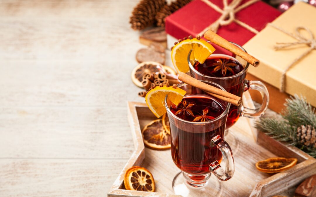 Four Holiday Drinks That Can Stain Your Teeth